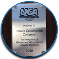 UCA Safety Award 2018
